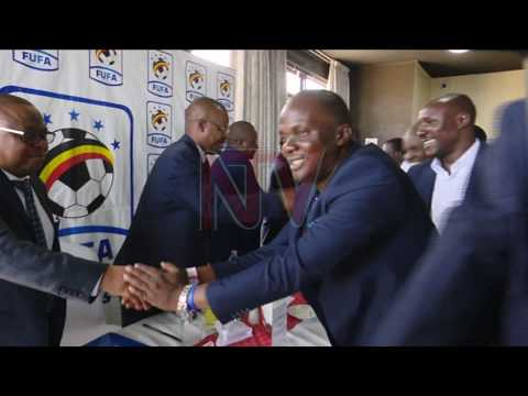 FUFA president back from two month FIFA suspension