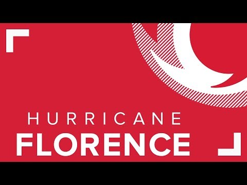 Live: Hurricane Florence Coverage