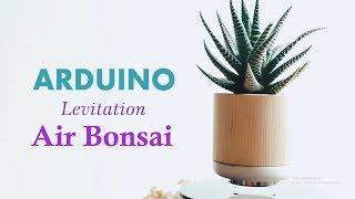 How To Make Arduino Magnetic Levitation (Arduino Air Bonsai)