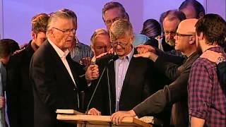 Ratification of Pastor Brian Brodersen