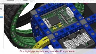 SOLIDWORKS - von der Idee zum Produkt: Teil 7 Elektrische Systeme