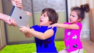 Не ХВАТИЛО ТЕРПЕНИЯ! Камиль ДОЛЖЕН был это СДЕЛАТЬ! для детей Kids Children