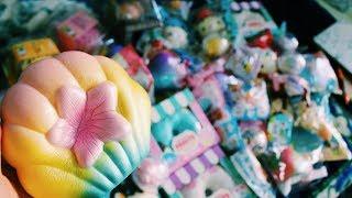 HUGE SURPRISE SQUISHY PACKAGE! | Puni Maru & CreamiiCandy | Cyndercake415