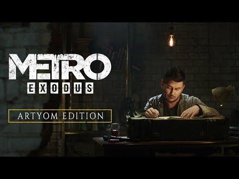 Artyom Edition [FR] de Metro Exodus