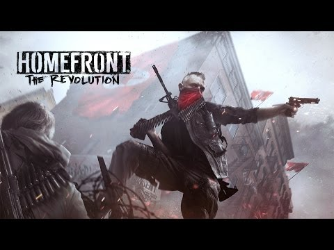 Homefront: The Revolution - Announcement Trailer [US] thumbnail
