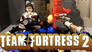 Lego Team Fortress 2: Meet The Medic