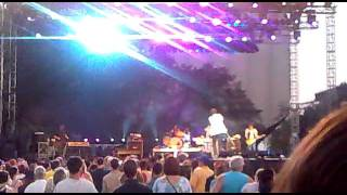 The Trews Hold Me In Your Arms (Sarnia Bayfest 2011)