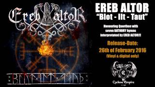EREB ALTOR - A Fine Day To Die (Official Audio Clip)