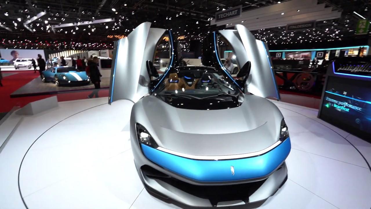 Motoroctane Youtube Video - Every Indian Must Watch - Mahindra's Electric Hypercar - Pininfarina Battista | Hindi | MotorOctane