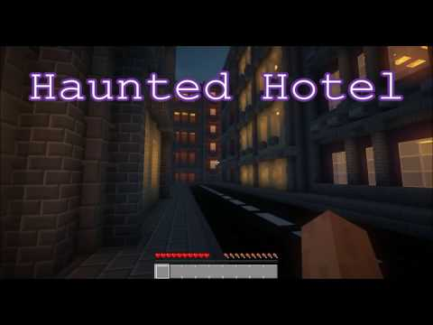 Haunted Hotel 1 11 2 Minecraft Project