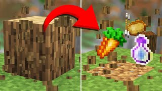 What if Every Minecraft Drop was RANDOM? (Randomizer Survival #1)