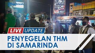 Langgar Perda Samarinda, Amore Pub And Karaoke Plaza 21 Disegel Petugas, Pemilik akan Diberi Sanksi