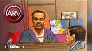 Testigo dice que El Chapo enterraba vivos a sus enemigos | Al Rojo Vivo | Telemundo
