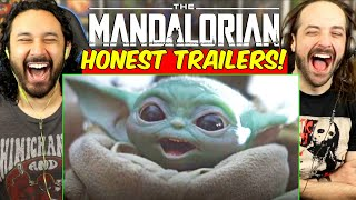 Honest Trailers | THE MANDALORIAN - REACTION! by The Reel Rejects