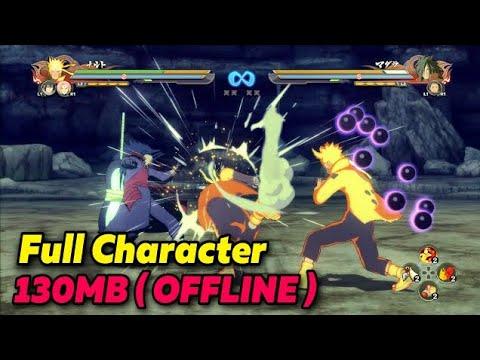 download naruto senki beta mod apk full character