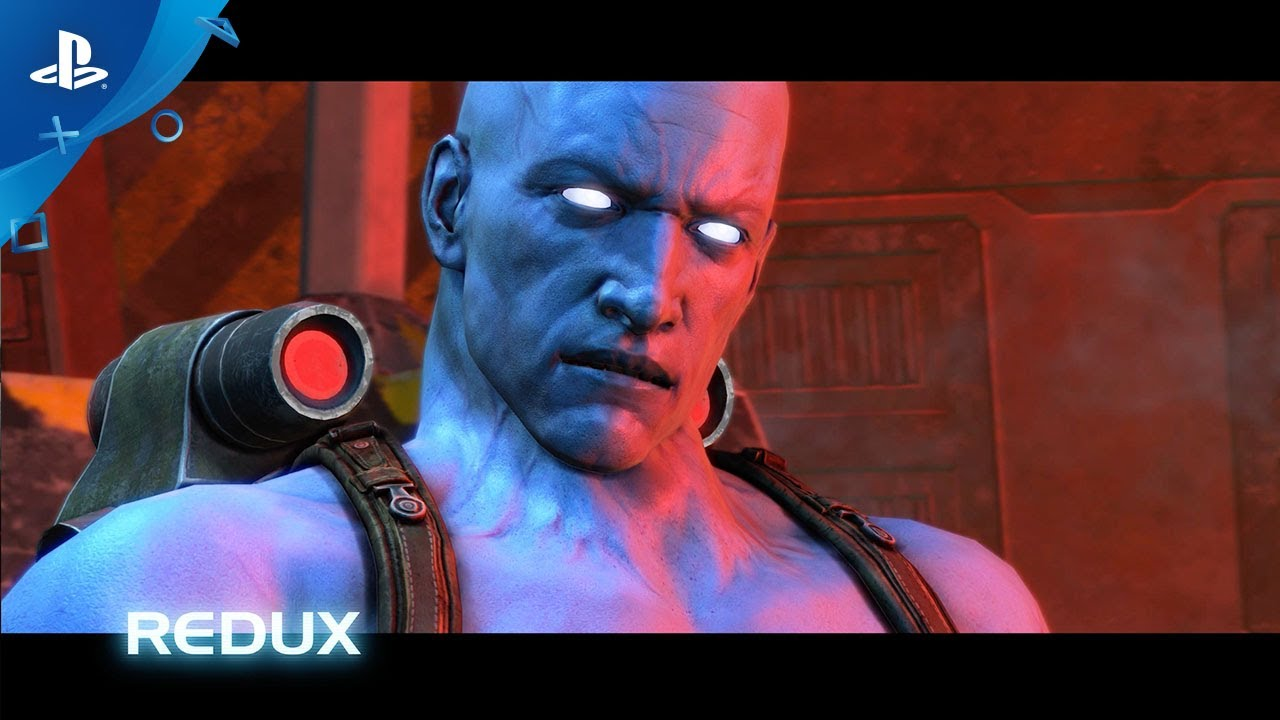 Anatomy of a Remaster: The Making of Rogue Trooper Redux