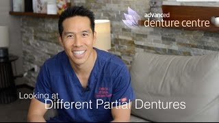 Different Partial Dentures