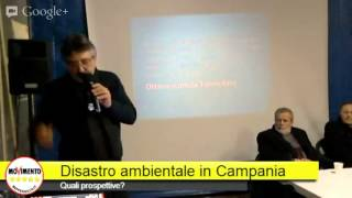 preview picture of video 'Disastro Ambientale in Campania.. Quali prospettive? - Movimento 5 Stelle Marcianise'