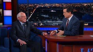 Bernie Sanders Explains Why He