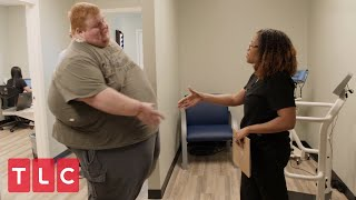 Casey Visits the Doctor to Begin His Weight Loss Journey | Family By the Ton