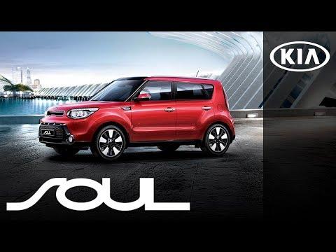 Kia  Soul Паркетник класса J - рекламное видео 1