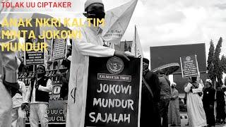 Anak NKRI Kaltim Minta Jokowi Mundur