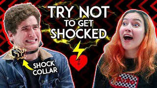 Couples Try Not To Get SHOCKED Challenge | Do YOU Know Your Partner?