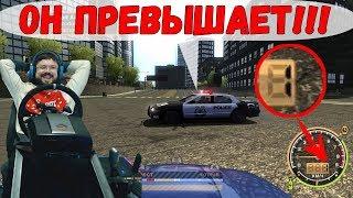 Need for Speed Most Wanted - Просто ОРУ с копов 5 уровня! Скорость выше допустимой - 1км/ч! 😂