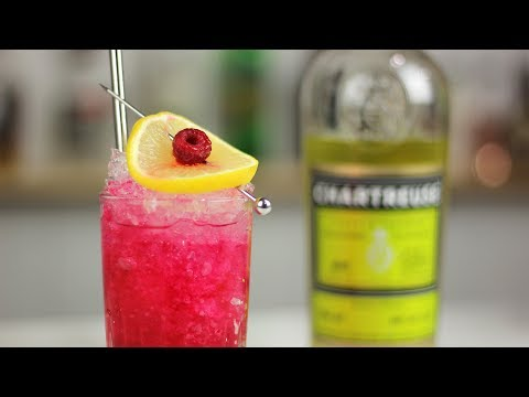 CHARTREUSE DAISY – Sweet Raspberry & Delicious!