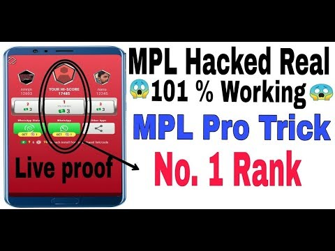 MPL Game hack unlimited score without root MPL Game all hack