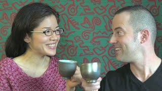 The English Christmas Culture Quiz - Teru and Drew - International Couple - Japanese and American