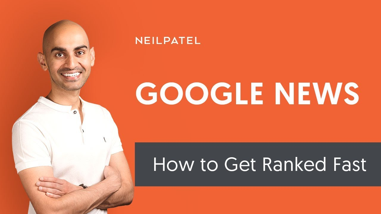 How to Get into Google News