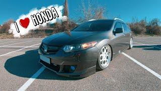 EGY HONDÁS ÉLETE ❤ Honda Accord 2.4 AIRRIDE 🚗 BEMUTATÓ