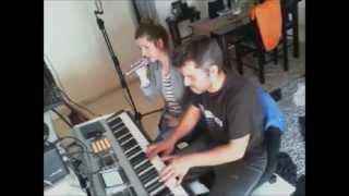 Πάτωμα- Τάνια Τσανακλίδου (cover by Liza-George)