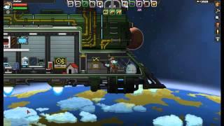 Starbound: Трек Sonic The Hedgehog 3 Ice Cap Zone