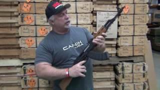 ugo M70 AK Semi-Auto N-PAP Gen II Rifle