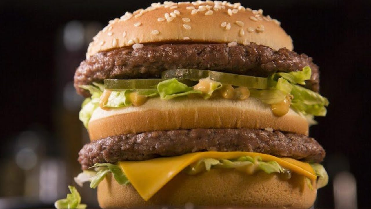 The Big Mac That's Found Only In Alaska