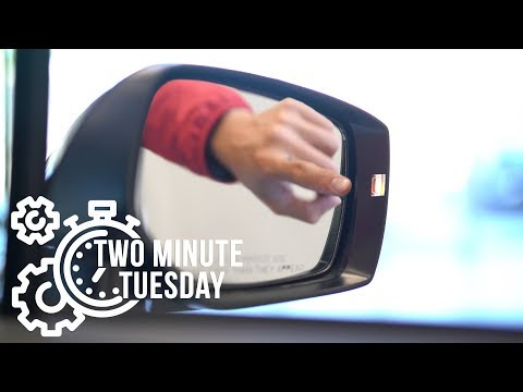 How to Install Turn Signal Mirror Indicators - Two Minute Tuesday