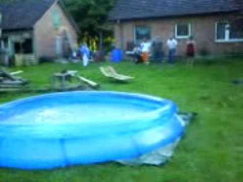 Übungen in einem Schwimmbad in einem Lenden Osteochondrose