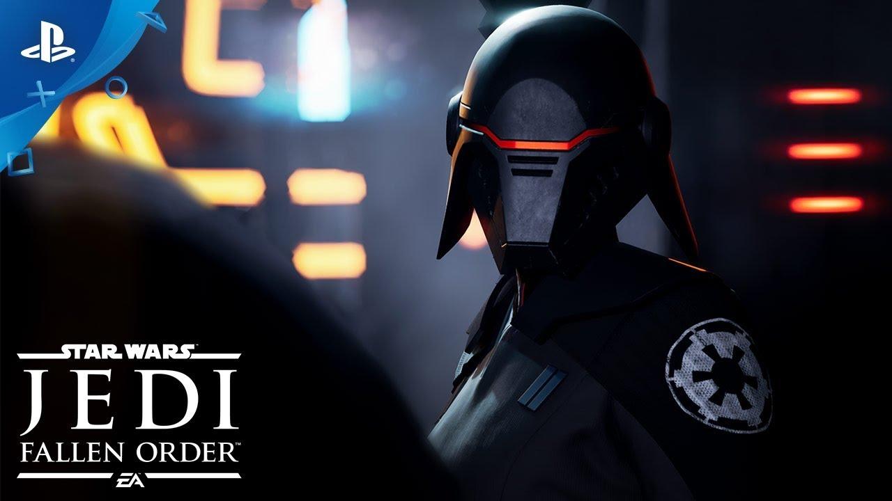 Uma Primeira Olhada em Star Wars Jedi: Fallen Order