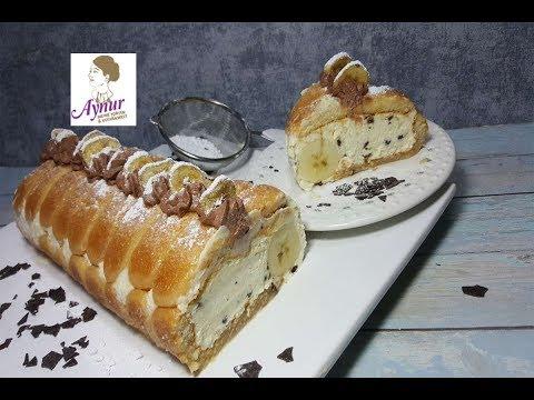 Ohne Backen Die Perfekte No Bake Bananenrolle Aus Dem Kuhlschrank