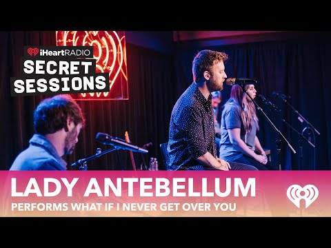 Lady Antebellum - What If I Never Get Over You (Live from The Lounge at Live Nation)
