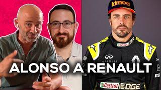 ALONSO VUELVE a la F1 con Renault | El Garaje de Lobato