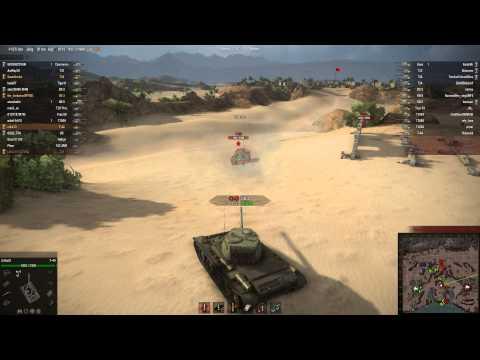 World of Tanks Т-44 первые впечатления
