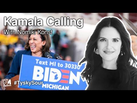 Kamala Calling (with Nomiki Konst)   #TyskySour