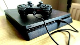 connect ps3 controller to ps4