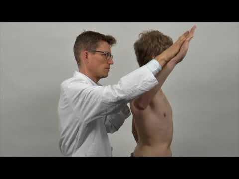 Schmerzen im Rücken und in der Solarplexus