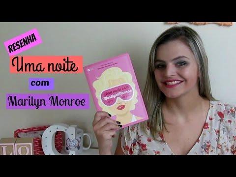 RESENHA: Uma Noite Com Marilyn Monroe - Lucy Holliday | Fik Dik Blog