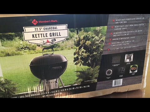 "Member's Mark 22.5"" Kettle Grill: Problem, Cause, Solution."