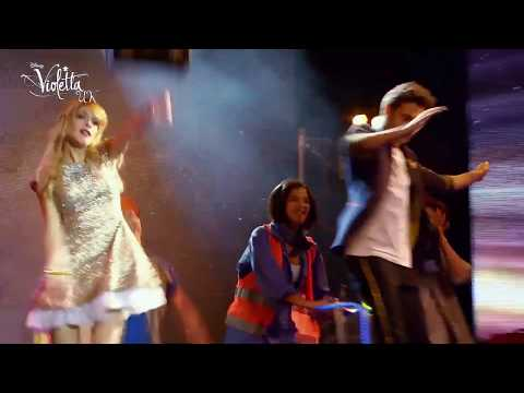 Violetta UK | Top 10 Music Clips English | Merry Christmas